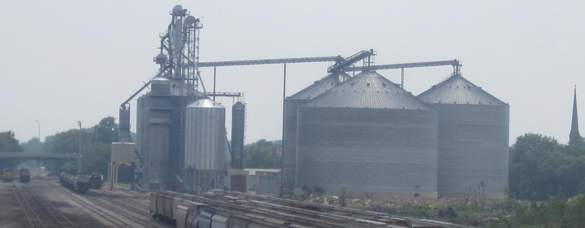 AgRail-Bloomington, Illinois