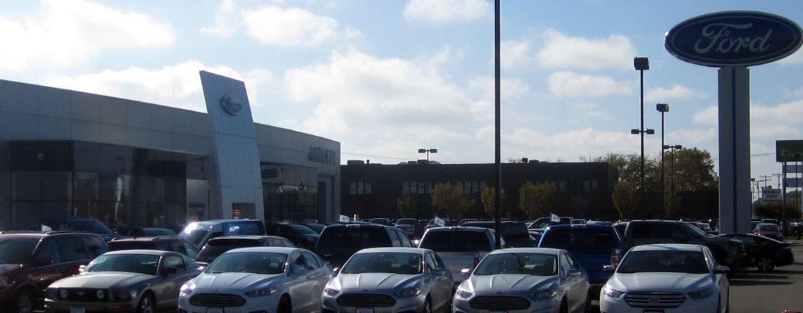 Jackson Ford Dealership-Decatur, Illinois